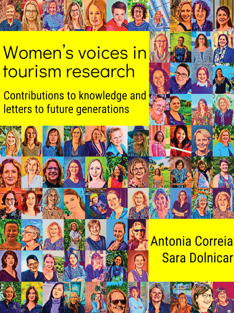 Cover image for Women's voices in tourism research