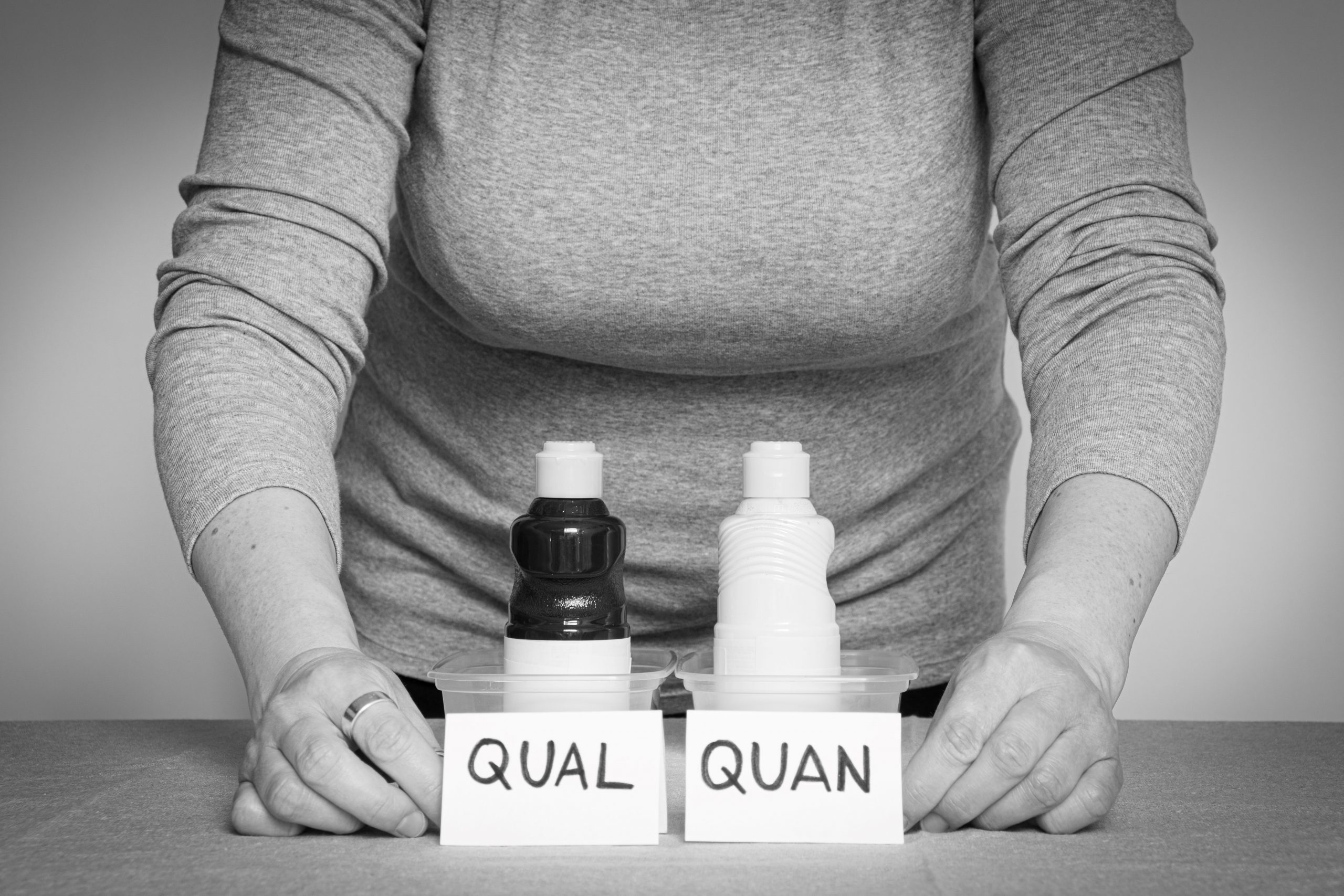 QUAL and QUANT tags