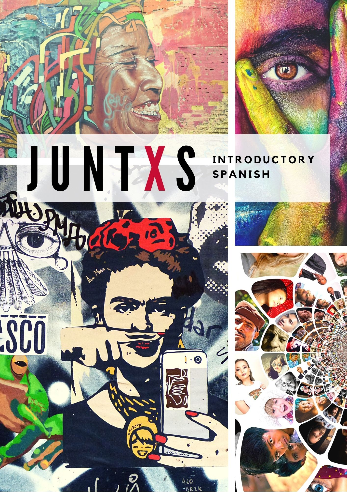 Cover image for JUNTXS