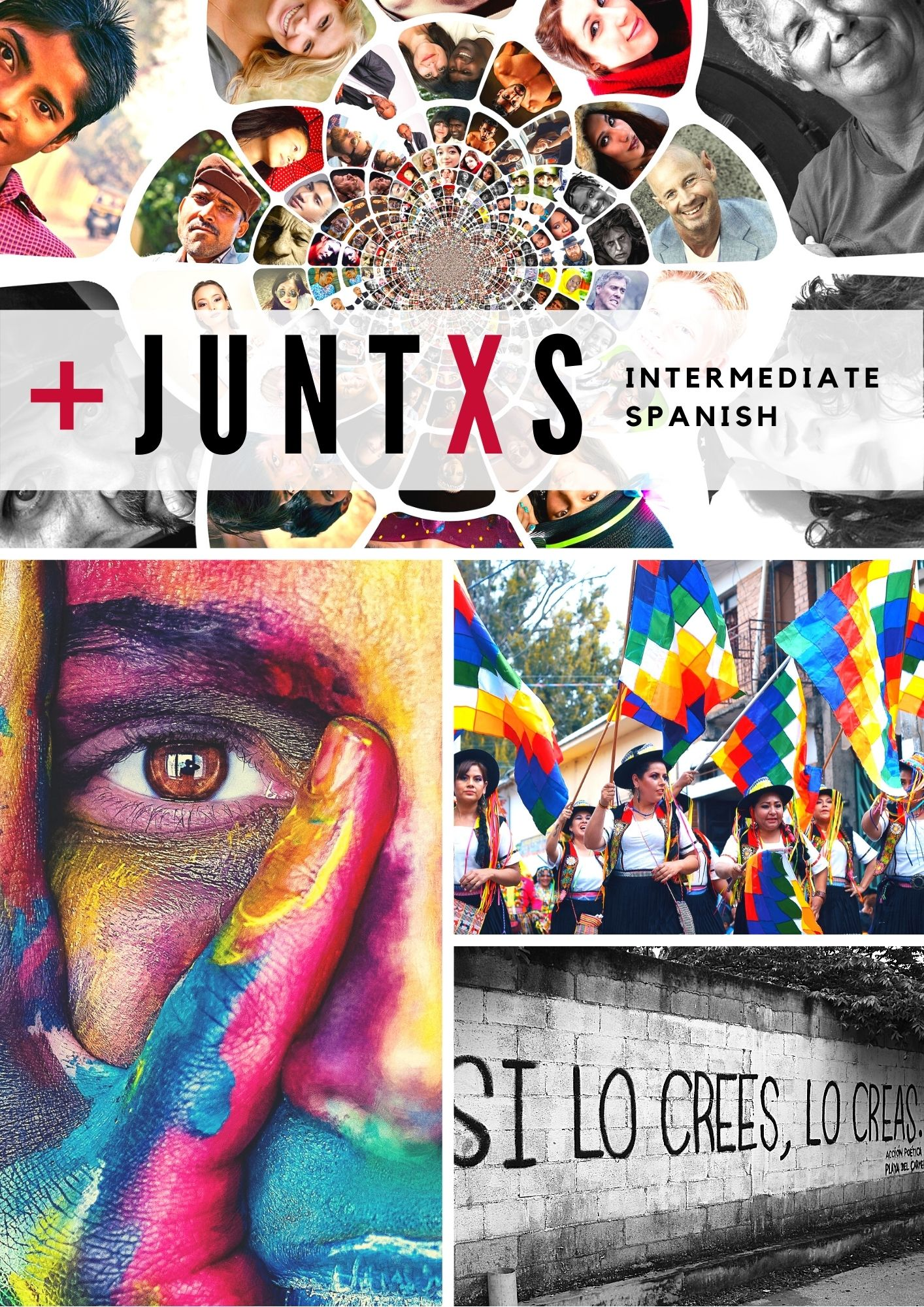 Cover image for + JUNTXS